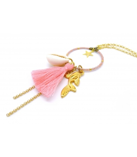 copy of Koi Coral necklace