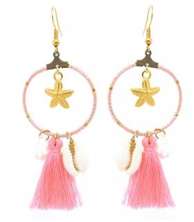 copy of Coral earrings