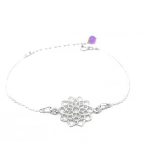 Crown Chakra bracelet