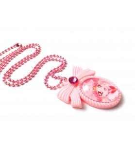 Collier Sailor Chibi Moon - Collier fantaisie - Les Bijoux Acidules