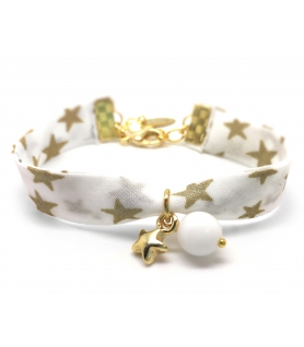 Bracelet Petite Etoile - Bijoux fantaisie - Les Bijoux Acidules