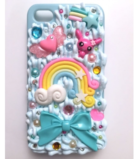 Coque Iphone 4/4s Rainbow - Les Bijoux Acidules