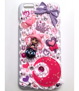 Coque Iphone 6 Plus Sailor Chibi Moon - Les Bijoux Acidules