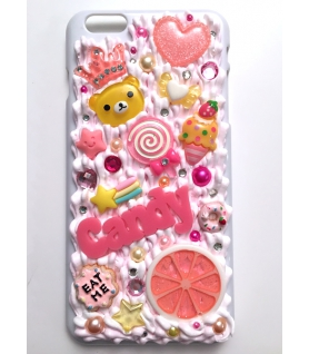 Coque Iphone 6 Plus Candy - Les Bijoux Acidules