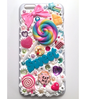 Coque Iphone 6 Plus Lollipop - Les Bijoux Acidules