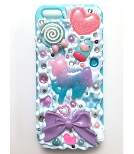 Coque Iphone 5/5S/SE Licorne - Les Bijoux Acidules