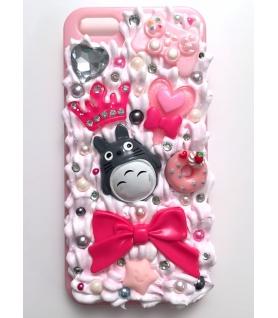 Totoro Iphone 5/5S/SE decoden case