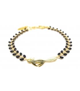 Bracelet Renard Nuit - Les Bijoux Acidules
