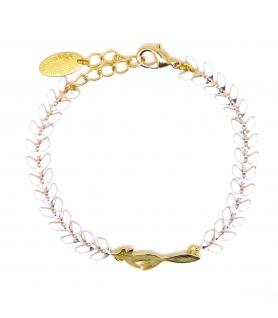 Bracelet Renard Neige - Les Bijoux Acidules