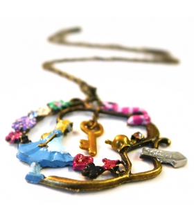 Collier Wonderland - Les Bijoux Acidules