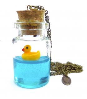 Sautoir Petit Canard - Les Bijoux Acidules