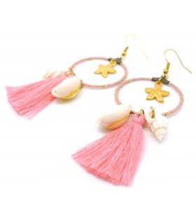 Boucles d'oreilles Goa - Bijoux Bohème