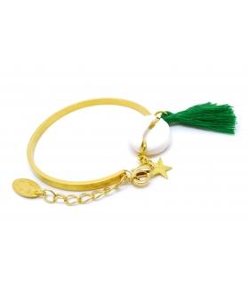 Bracelet jonc Tropique - Les Bijoux Acidules
