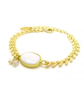 Bracelet Epi Craie - Bijoux Bohème  - Les Bijoux Acidules