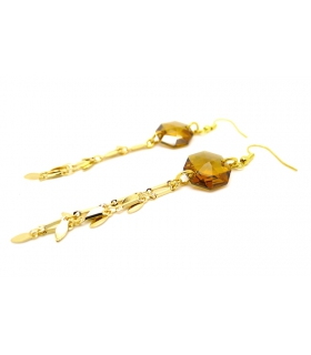 Topaz Bohemian Dream earrings