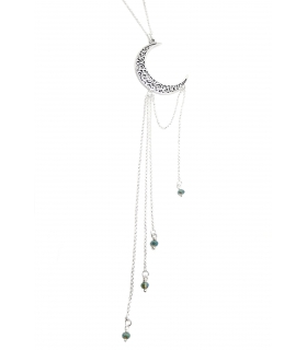 Collier Moon - Les Bijoux Acidules