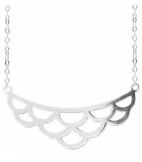 Scales necklace