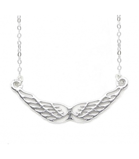 Sterling Silver Wings necklace