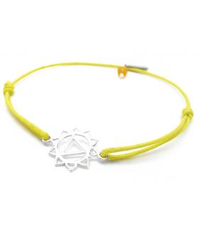 Bracelet Chakra du plexus solaire - Les Bijoux Acidules