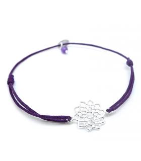 Bracelet Chakra Couronne - Les Bijoux Acidules