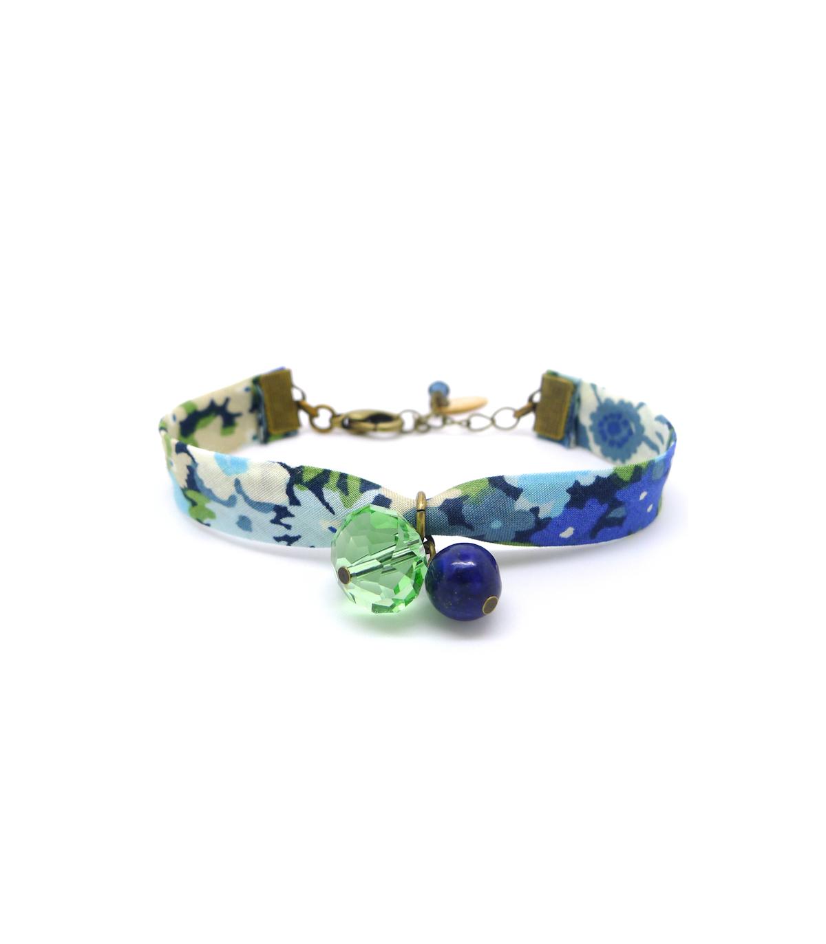 grand choix de 43dad b6c10 Bracelet Liberty Nympheas - Bracelet fantaisie femme