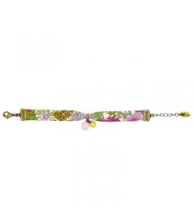 copy of Bracelet Liberty Kaki - Bijoux fantaisie tendance - Les Bijoux Acidules
