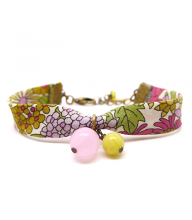 copy of Bracelet Liberty Kaki - Les Bijoux Acidules