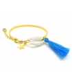 Bracelet jonc Caraïbes - Les Bijoux Acidules