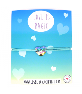 copy of Bracelet Love is Magic - Les Bijoux Acidules