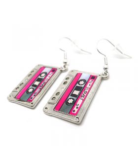 Boucles d'oreilles Compil 80's - Les Bijoux Acidules