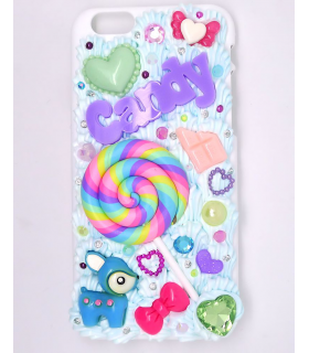 Candy Iphone 7 decoden case