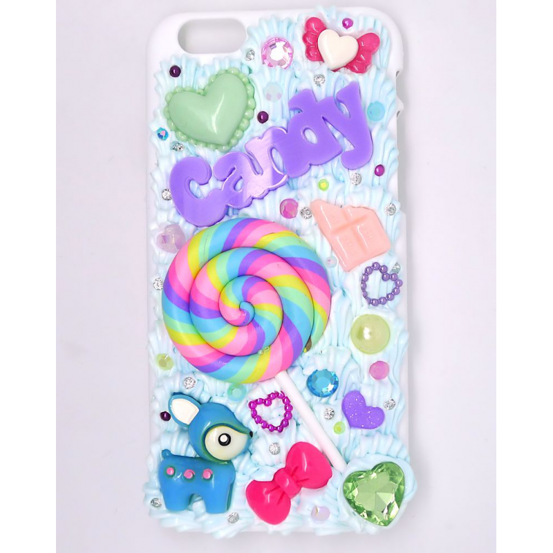 coque iphone 12 candy