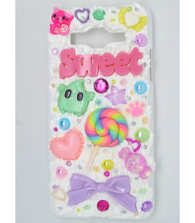 Coque Galaxy Grand Prime Sweet - Coque kawaii decoden - Les Bijoux Acidules
