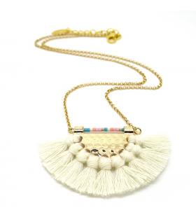 copy of Licorice Tassel necklace